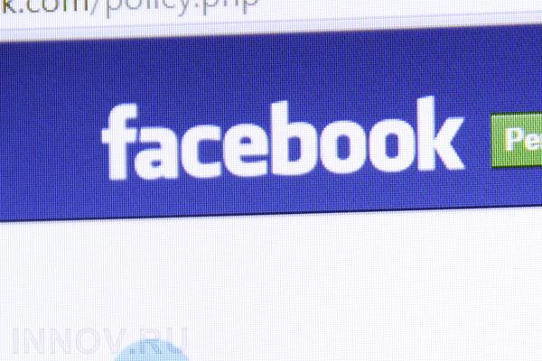 Социальная сеть Facebook через два года введет идентификацию пользователей посетчатке глаза