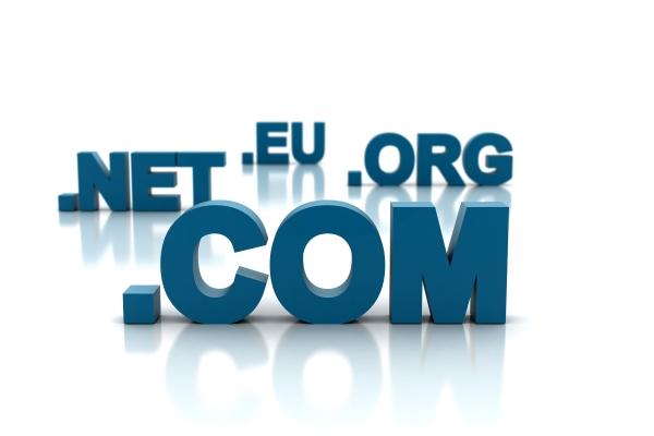 Регистрируем домен