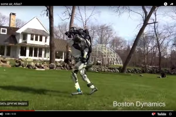 Boston Dynamics начнет торговать собственных роботов-псов