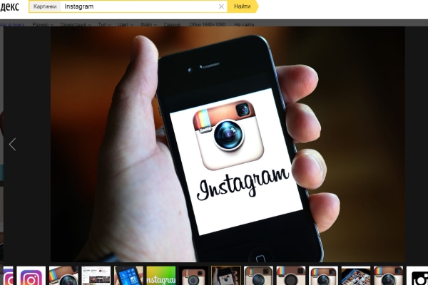 Социальная сеть Instagram убивает карты сфото