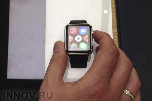 Apple Watch получат улучшенный сенсорный экран